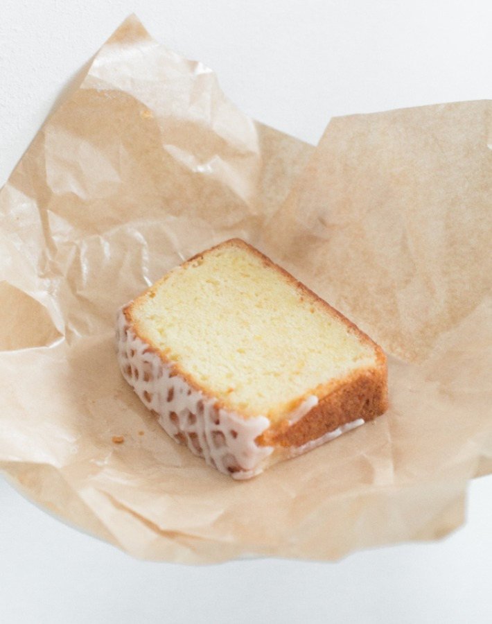 Shubby Sweets Lemon Loaf