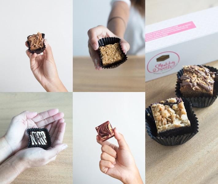 Shubby Sweets Mini Brownies