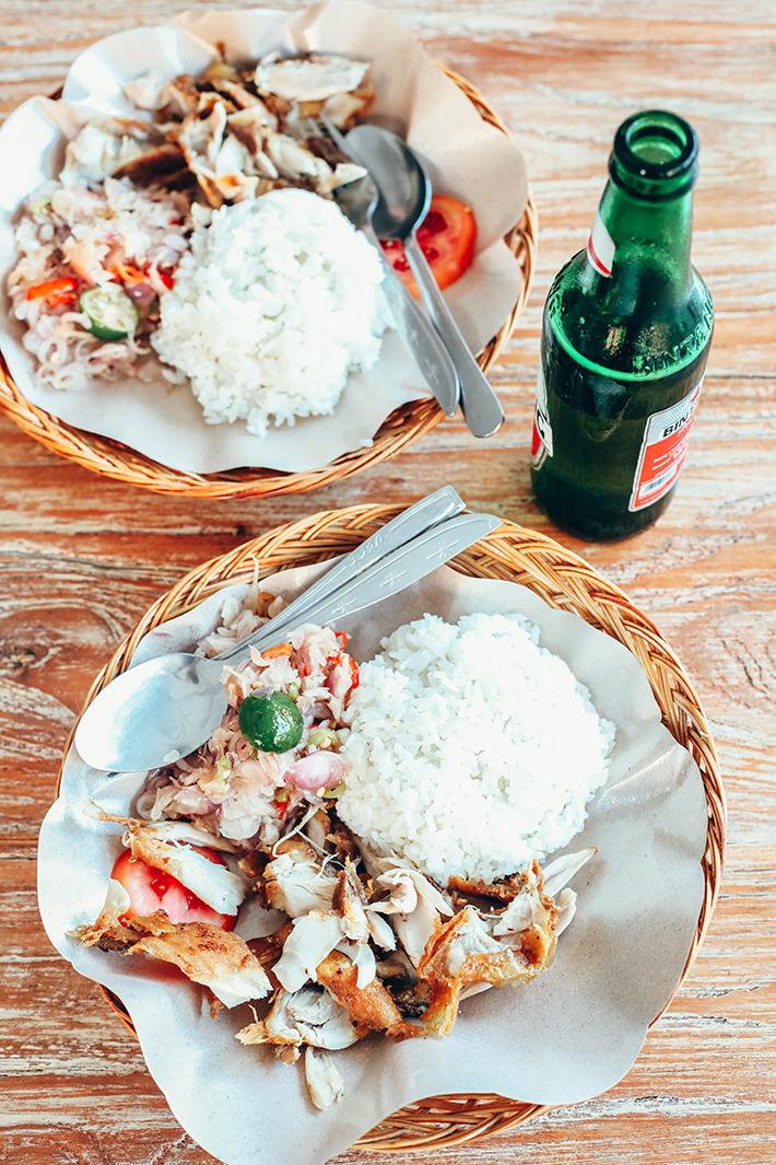 Warung Cahaya Chicken Rice Sambal Matah