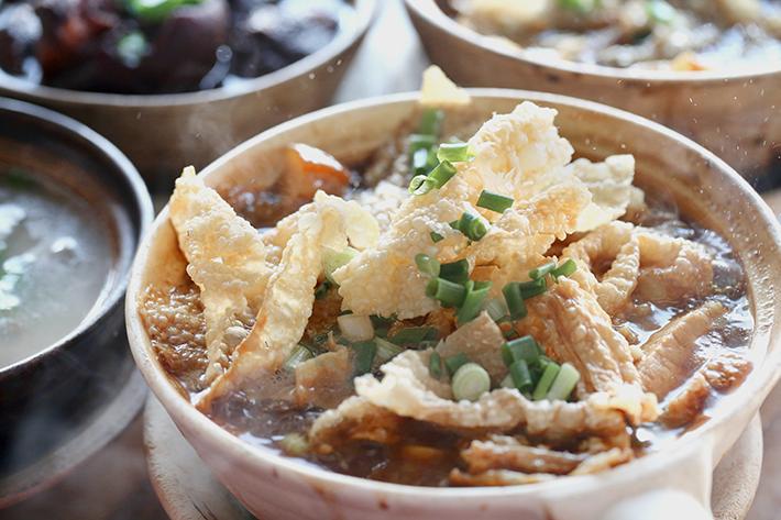 Zheng Zong Bak Kut Teh Signature Soup