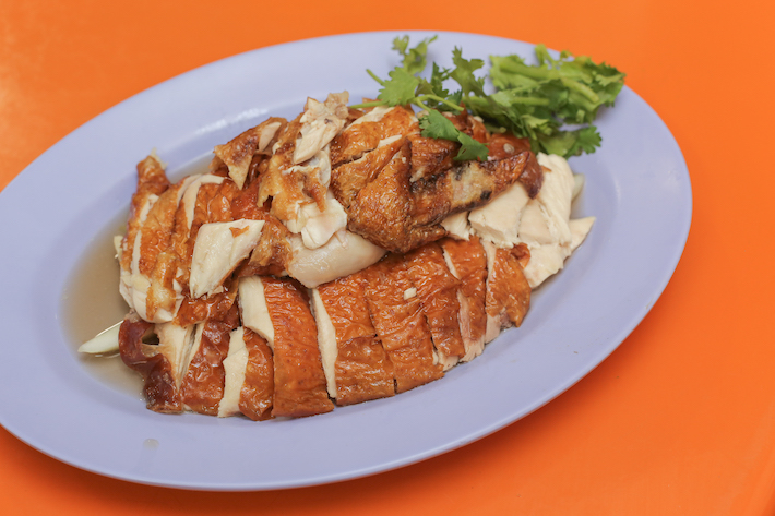 Hainanese-Delicacy-Roasted-Chicken