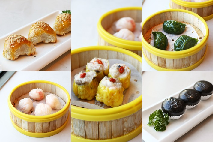 Red House Seafood Dim Sum