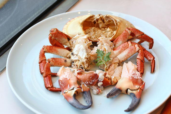 Red House Seafood Teochew Cold Brown Crab