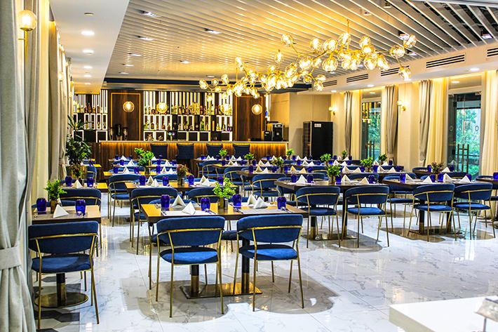 Royal Taj Singapore Interior