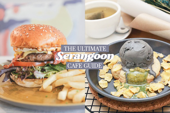 Serangoon Cafe Guide Cover