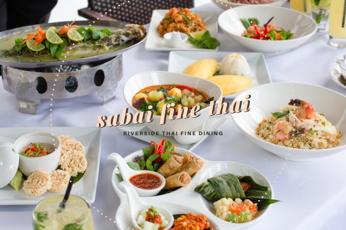 sabai fine thai cover
