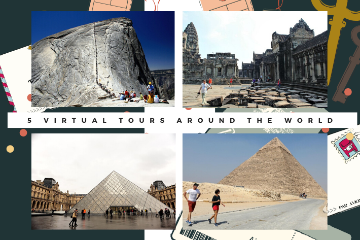 5 virtual tours around the world