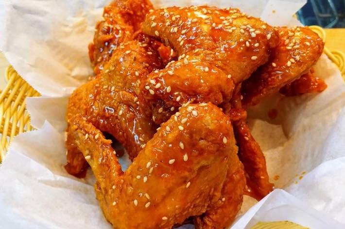 Basasak Chicken from FB