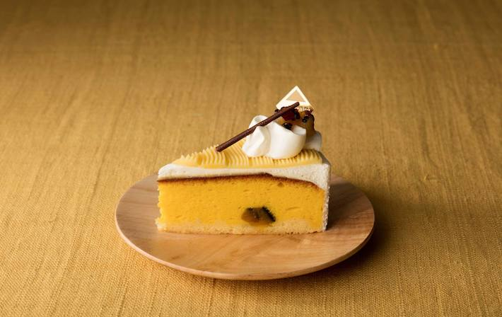 Chateraise Sweet Potato Souffle Cheesecake from FB