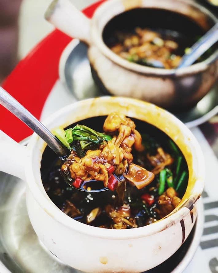 Geylang Lorong 9 Frog Porridge