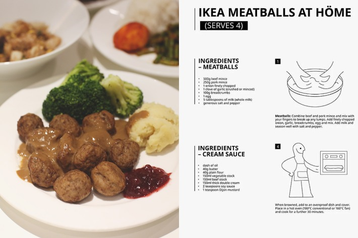 IKEA Meatballs Recipe Cover Photo