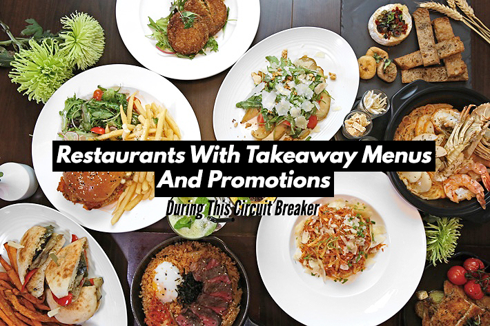 Restaurants With Takeaway Menus Cover Photo