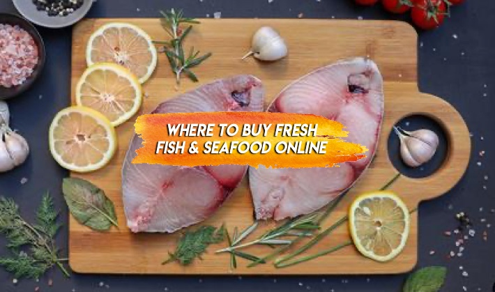 SEAFOOD & FISH ONLINE COLLAGE (9S SEAFOOD)