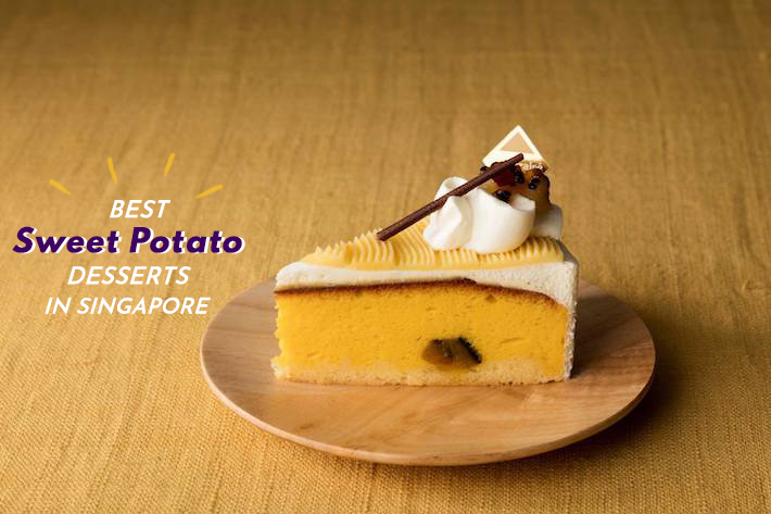 Sweet Potato Desserts Cover Photo
