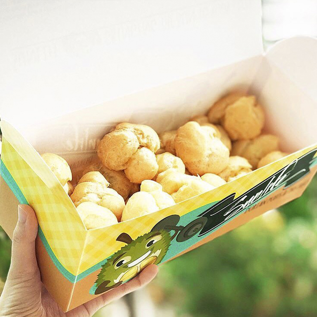sunlife durian puffs & pastries