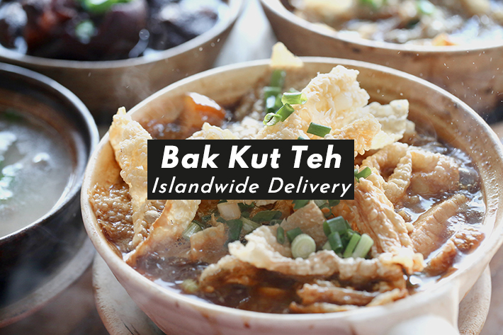 Bak Kut Teh Islandwide Delivery Cover Photo