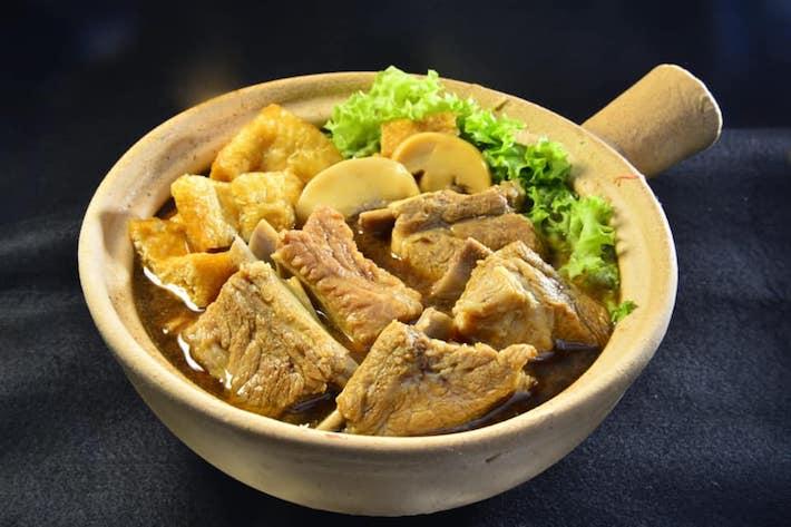 Hong Ji Claypot Herbal Bak Kut Teh from FB