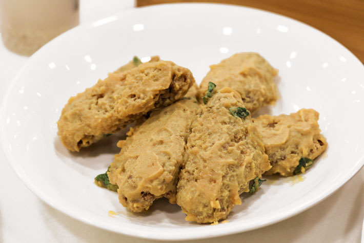 Rong Hua Salted Egg Yolk Chicken Wings
