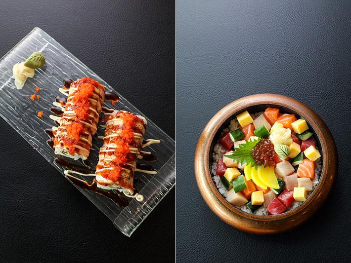Senmi Sushi Marina Square