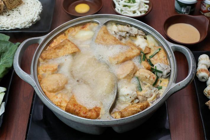 Suki-ya hotpot
