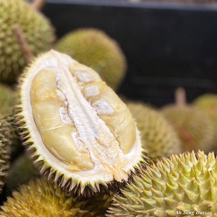Ah Seng Durian from FB