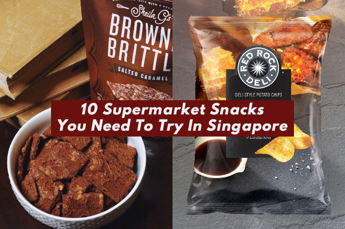 Supermarket Snacks You Need To Try Cover Photo
