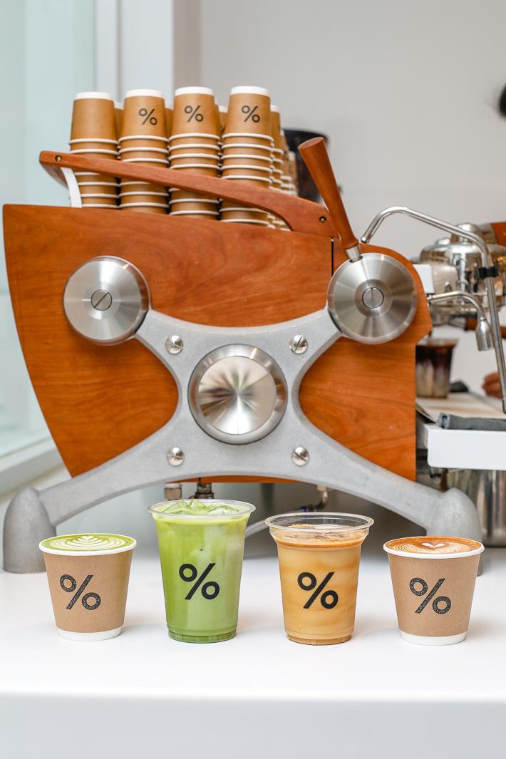 ARABICA COFFEE MACHINE