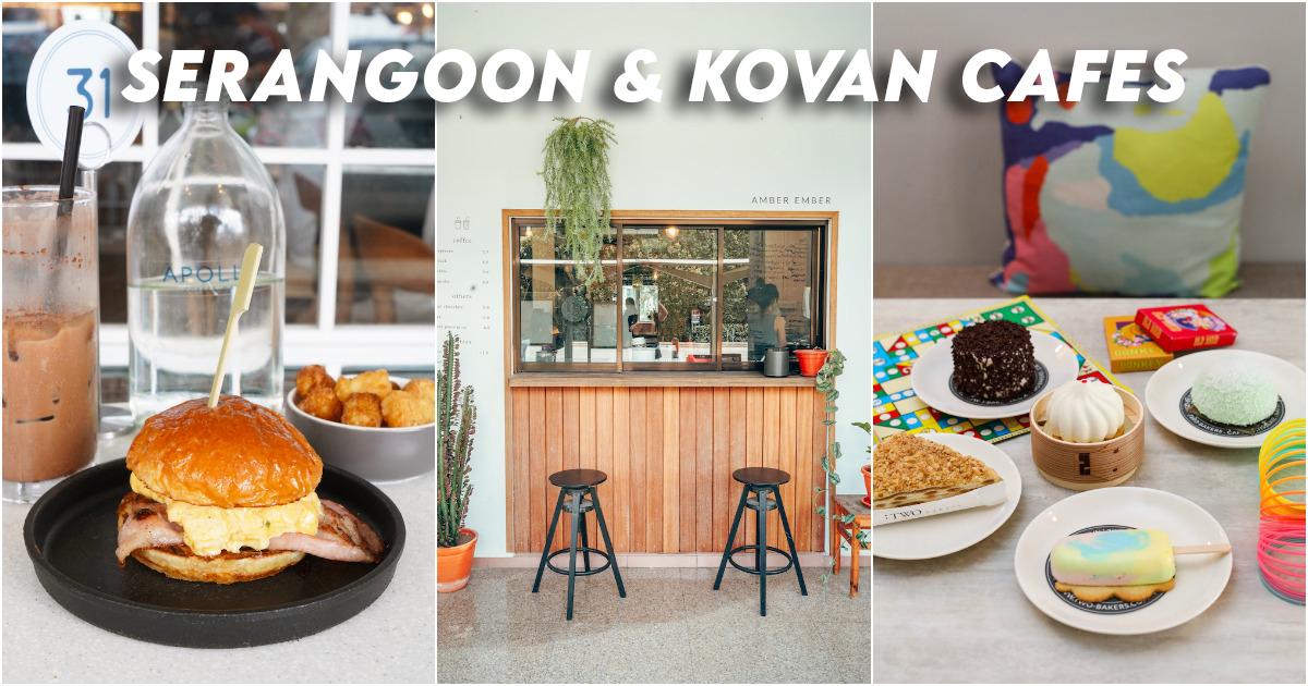 Serangoon Kovan Cafes