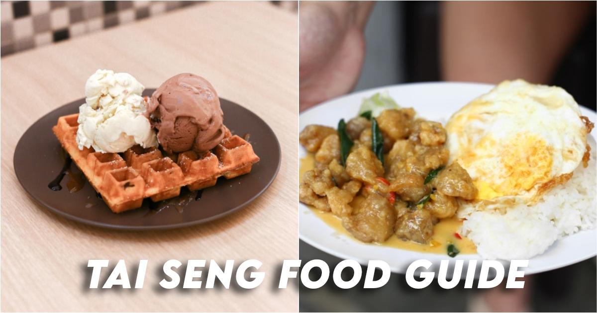 Tai Seng food guide