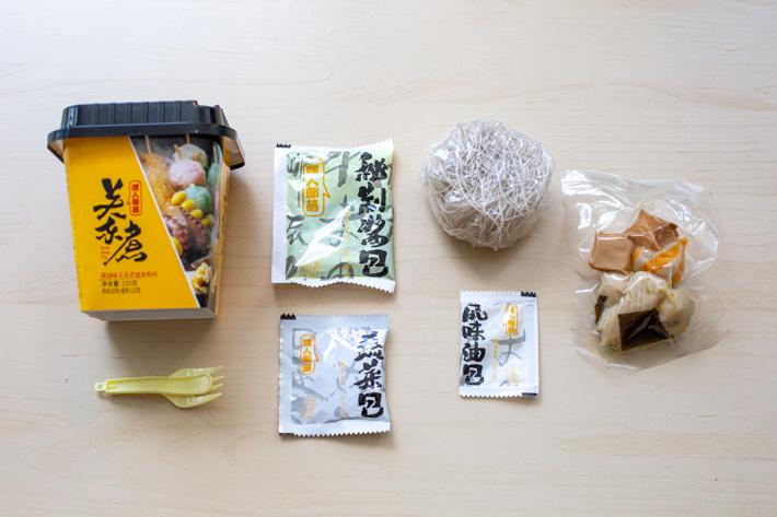 mushroom oden ingredients