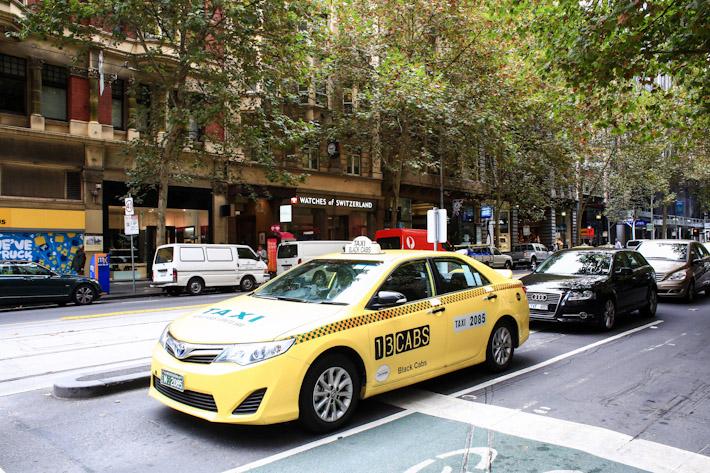 Melbourne Taxi