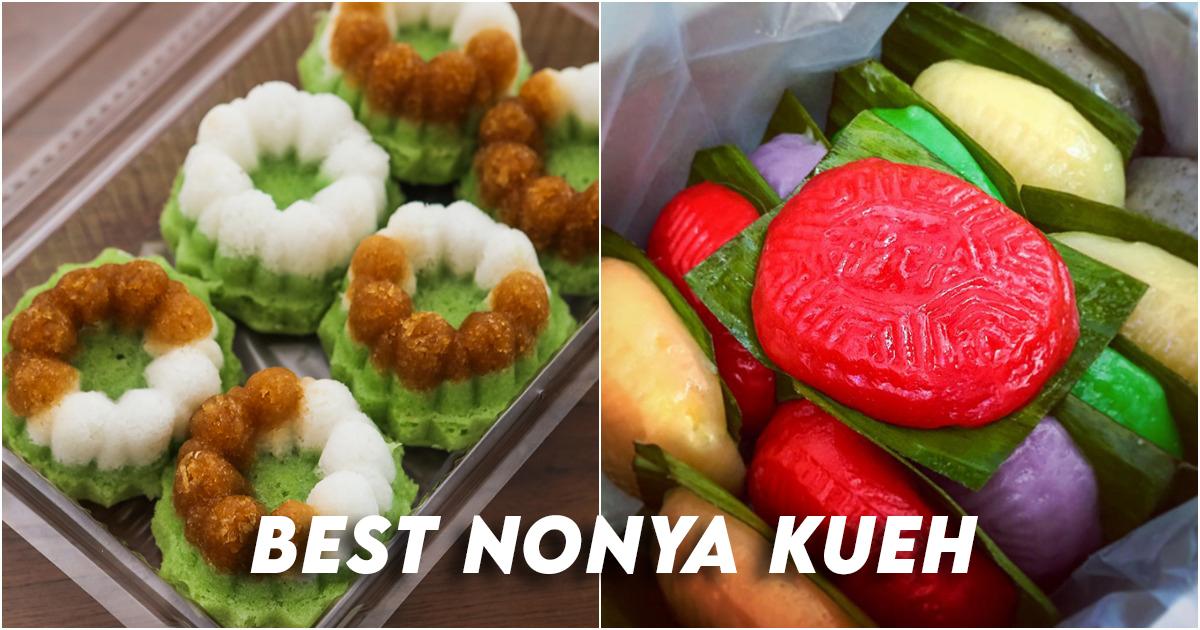 Nonya Kueh Singapore