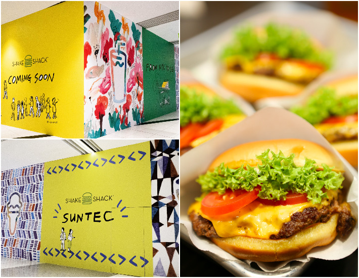 Shake Shack Suntec City