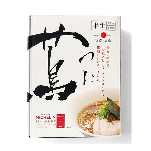 Tsuta Instant Noodle Michelin Star