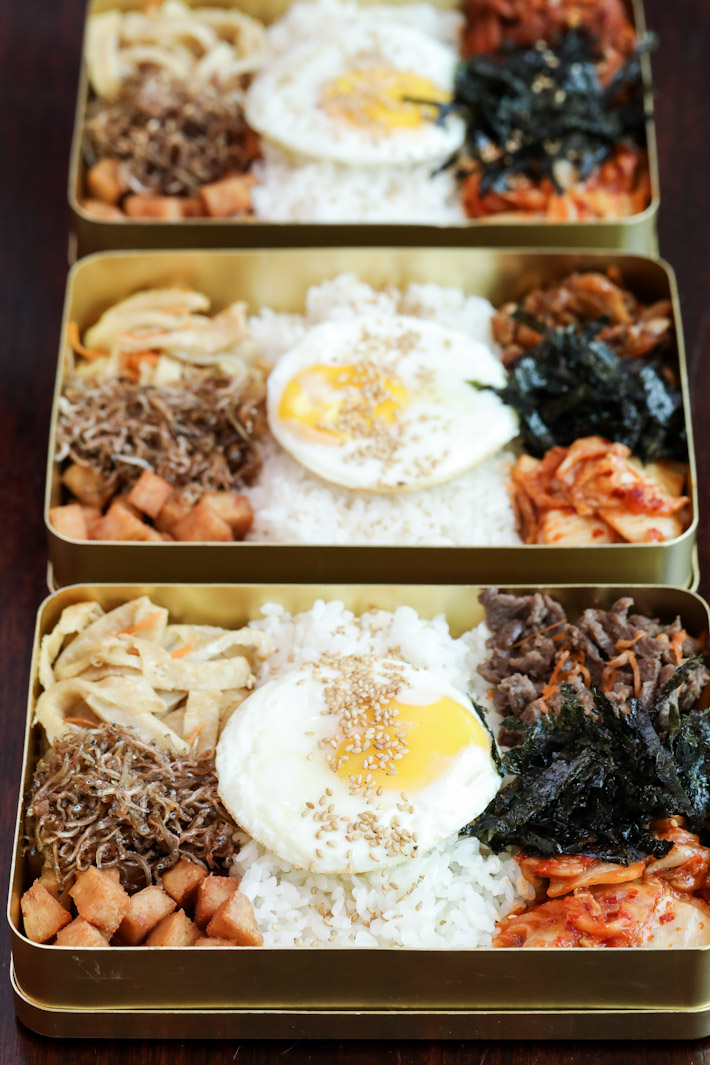 Yoogane Dosirak Korean Lunchbox