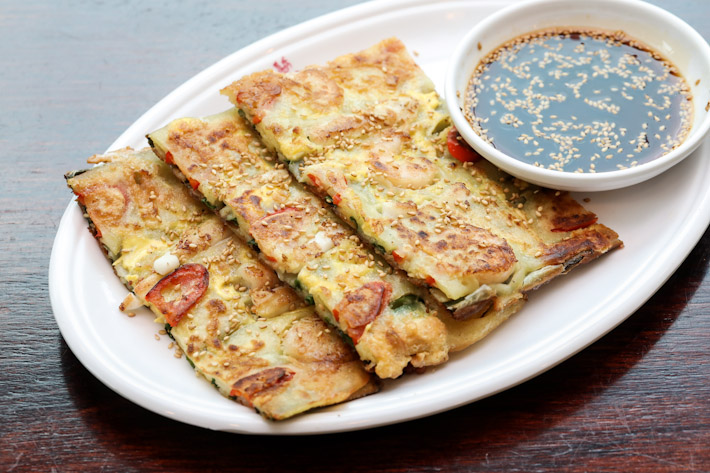 Yoogane Korean Pancake