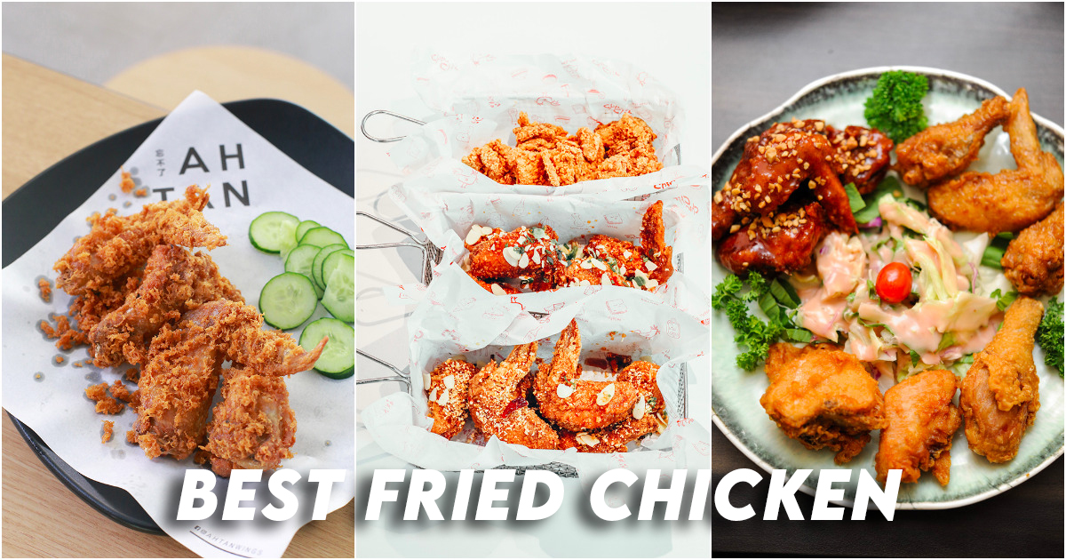 Best fried chicken singapore