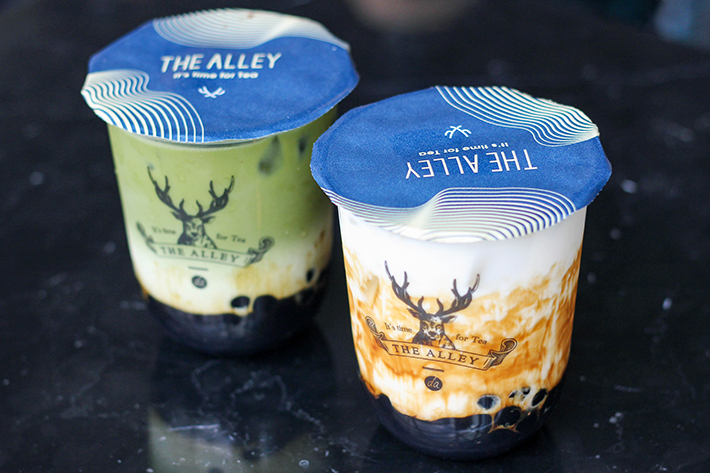 The Alley Bubble Tea