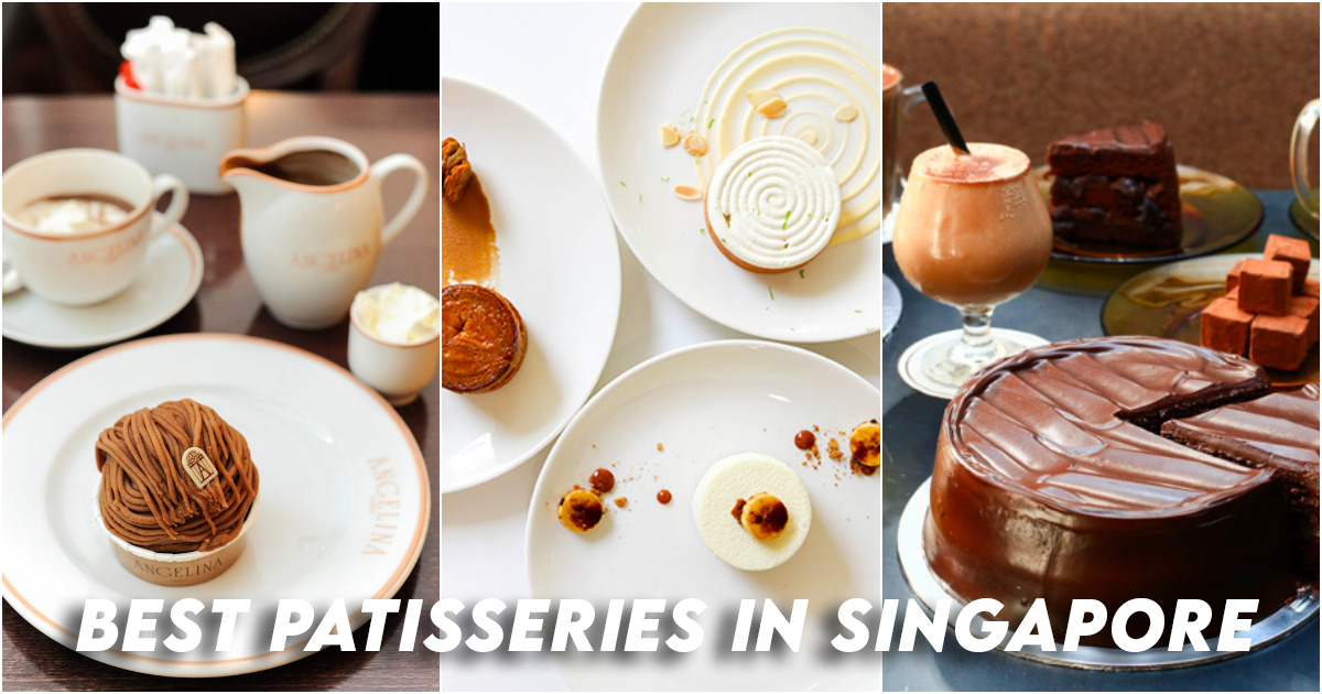 Best Patisseries Singapore