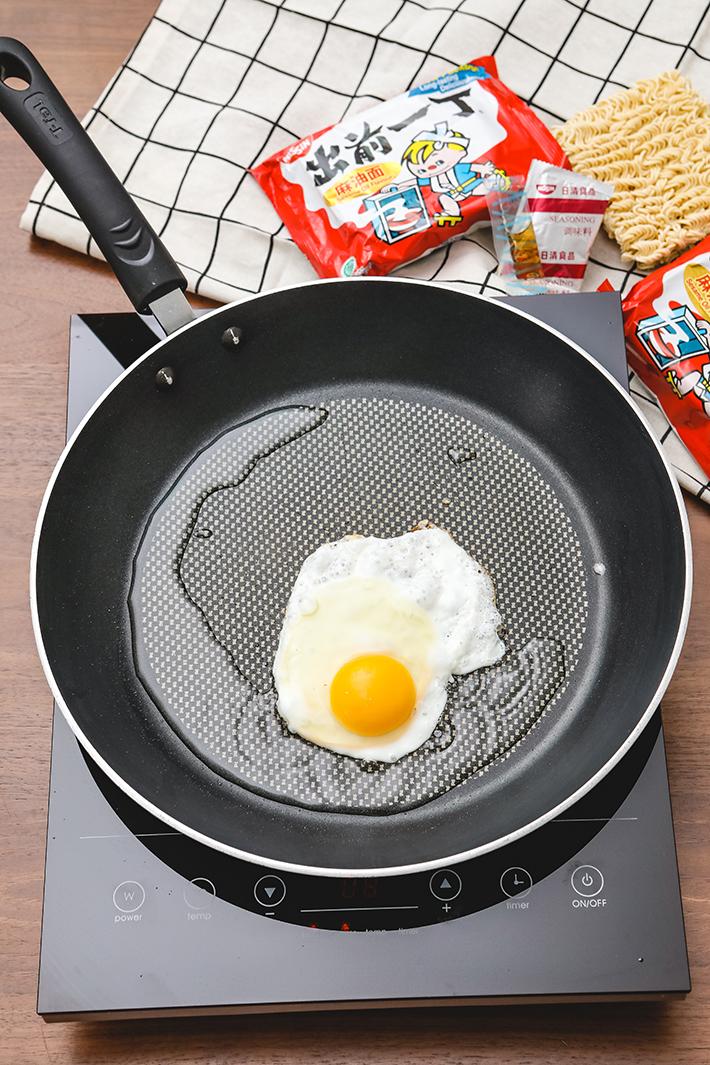 Nissin Chu Qian Yi Ding Fried Egg