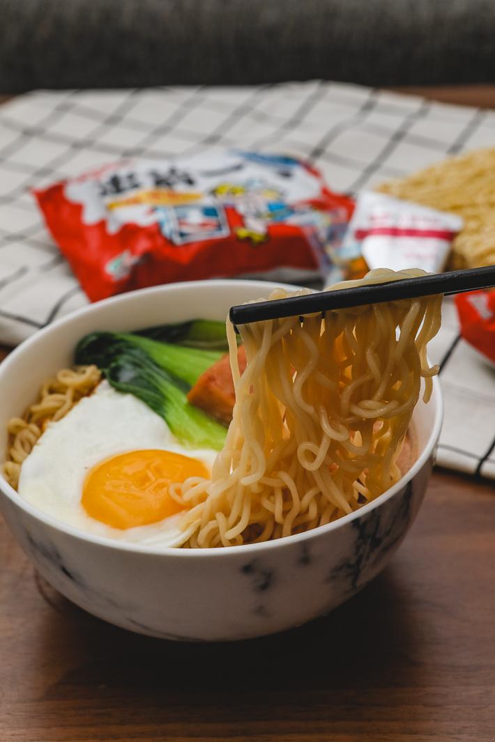 Nissin Chu Qing Yi Dian Noodles