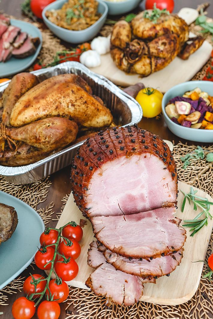 The Maramalade Pantry Gammon Ham
