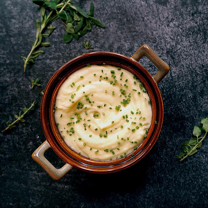 The Marmalade Pantry Garlic Mash