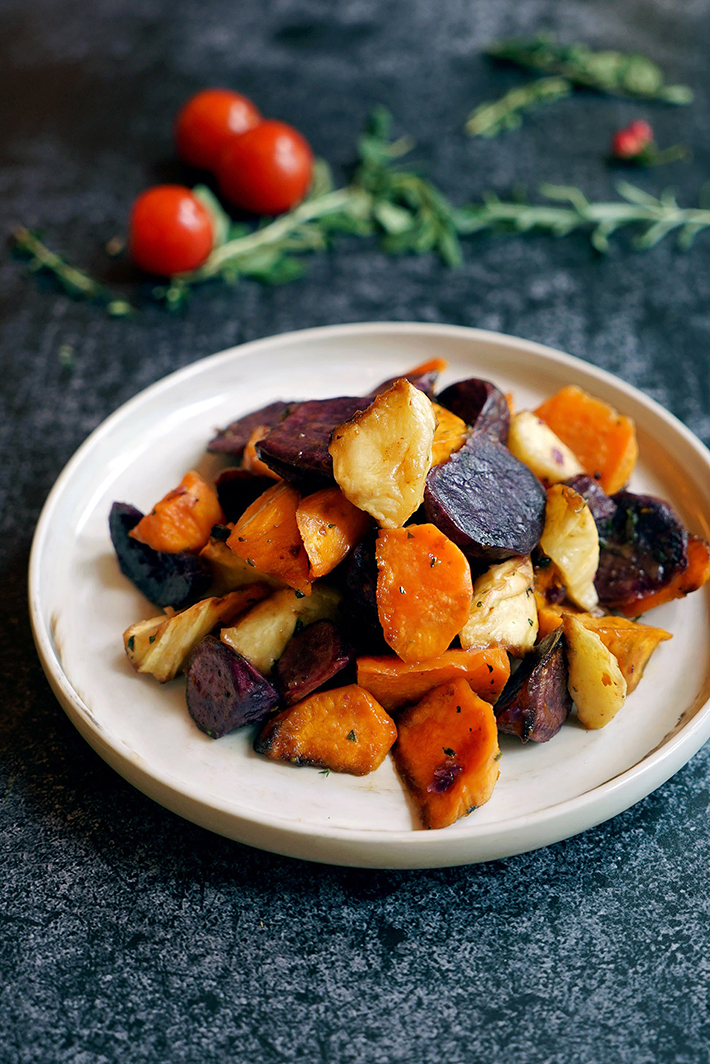 The Marmalade Pantry Roasted winter Vegetables