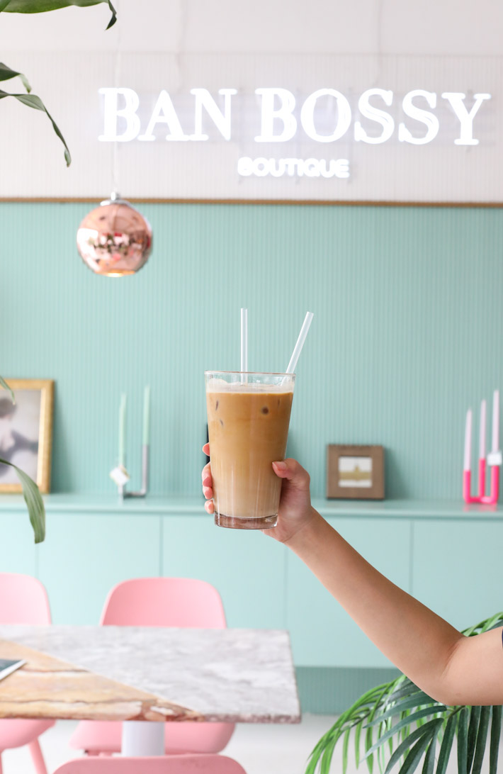 Ban Bossy Boutique Coffee