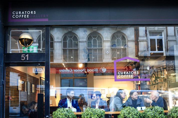 Curators Coffee Gallery