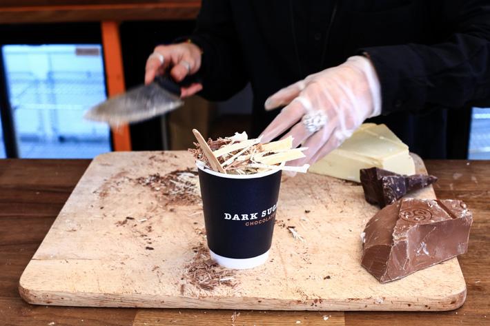 Dark Sugars Hot Chocolate