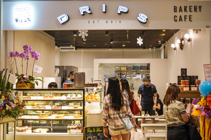Drips Bakery Cafe Ngee Ann City