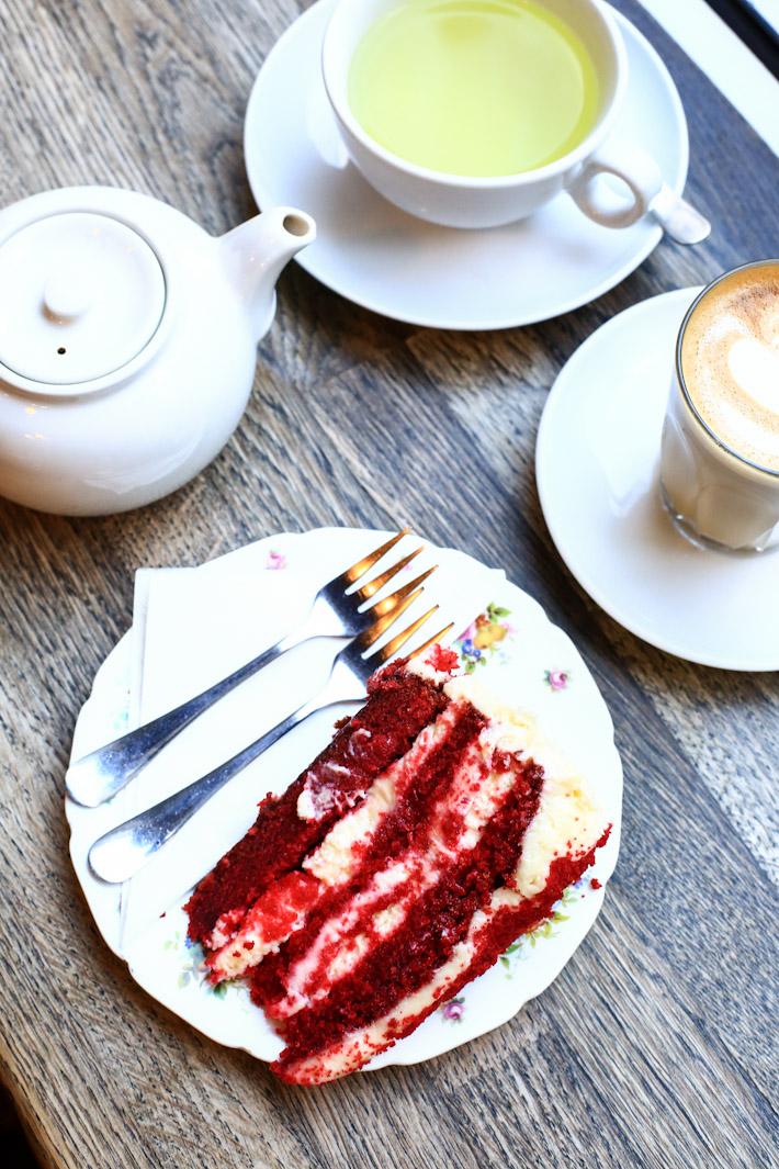 Everbean Cafe London