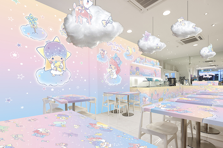 Little Twin Stars Cafe